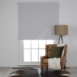 L'intérieur de la crème solaire solaire d'interdiction pure nuances stores à rouleau stores à rouleau fenêtre motorisé