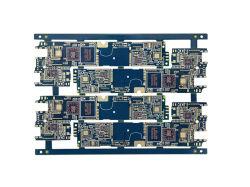 8Couche 0.8mm EM825 interconnexion haute densité HDI PCB pour Telecom Module de téléphone cellulaire