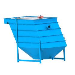 小型下水処理装置用の Lamella Clariifier