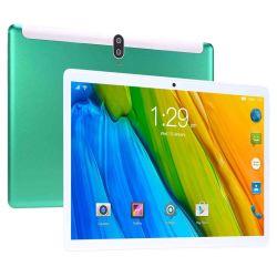 Nuevo 2GB de RAM 10'' 4G WiFi Android Tablets tableta Kid 10 pulgadas, Smart Dual SIM 4G LTE Android 9.0 Tablet de 10 pulgadas con ranura para tarjetas SIM