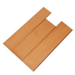 Décoration maison ménage le Parquet de chêne blanc Engineered Wood en bois de feuillus imperméable solide ignifugés Flooring York