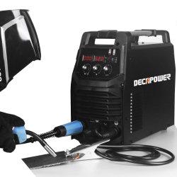 DIY ホーム用の MMA 用 Decapower MIG 溶接機 180 アンペア MAG MIG リフト TIG 4 in 1 アークインバータ溶接 マシン