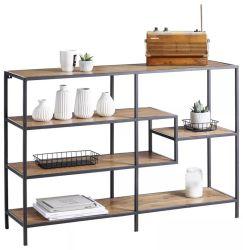 Mobilier de bureau d'étagères Armoire en acier métallique étagère étagère Dépôt