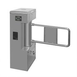 Технология RFID Smart Swing барьер 304 из нержавеющей стали материал ворот конструкция для Тренажерный зал