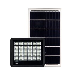 Горячие продажи дешевой высокой мощности цена IP65 водонепроницаемый алюминиевый открытый солнечной 80W 120 Вт, 100 Вт, 200 Вт Светодиодные прожектора прожектора на солнечной энергии