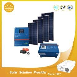 1~10KW apagado sistema de energía solar de la rejilla para el hogar eléctrico solar Planta