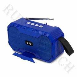 L10 de l'antenne de radio multifonction un son puissant mini haut-parleur Bluetooth de plein air