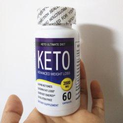 2021 Chinees Best verkopend 7 dagen Snel Afslanken gewichtsverlies Keto-capsules