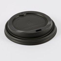 90 mm compostável biodegradáveis jantar set PLA Tampa do copo