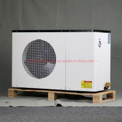 Inverter-Luft-Quellwärmepumpe der Gleichstrom-7-9kw Steuerung Wi-FI Heißwasser (Heizung, Abkühlen,)