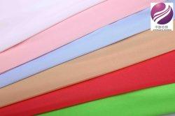 100% Polyester Stoff gefärbte Mikrofaser für Bettlaken Heimtextilien