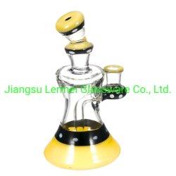 Custom 2021 novo elegante Shisha Hookah vidro com sabor