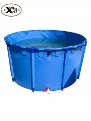 Tela de PVC resistente al agua para Fisn estanque y piscina