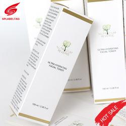 Benutzerdefinierte Luxus Geschenk Verpackung Parfüm Kosmetische Medizin Ätherisches Öl Glas Flasche Kraft Wellpappe Karton Papier Faltschachtel