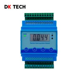 Modulo dell'acquisizione dei dati prodotto segnale di alta precisione dell'input 4-20mA del segnale di analogico dell'indipendente quattro del visualizzatore digitale Del cristallo liquido