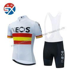 Commercio all'ingrosso uomo bicicletta Riding vestito uniforme vestiti
