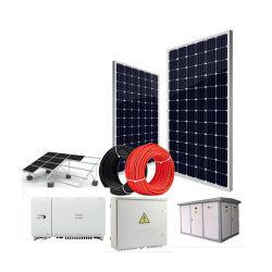 10KW Generador en Wind Grid Panel Kit hogares Híbrido Solar Sistema de energía para la casa