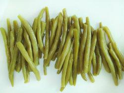 Las conservas de judías verdes cortadas en el embalaje de estaño mejor venta de Conservas vegetales