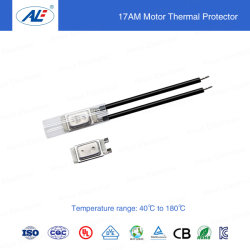 Protecção térmica do motor/Controle de temperatura 40º C--180ºC