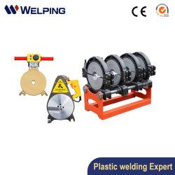 200mm HDPE-pijplasmachine/PP PPR PE-gaskunststof handleiding Butt Fusion Equipment/zuinig elektrisch lasapparaat/ISO SGS CE/Factory Price