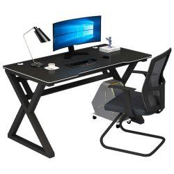 간단한 홈 컴퓨터 데스크탑 업무용 책상 게임 테이블
