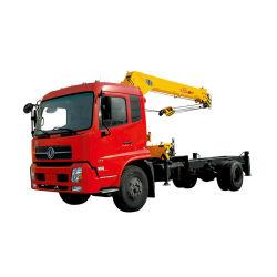 الصين تخفيضات ساخنة على شاحنة جديدة ذات رافعة صغيرة بقوة 6.3 طن مرفاع Sq6.3zk2q