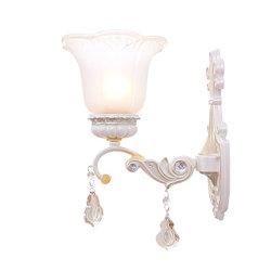 Het Hotel Ligting van de Staaf van de Lamp van de Muur van het Glas van het noordse Decoratieve Enige Hoofd LEIDENE van het Dorp van het Land van de Lamp van de Muur Antieke Kristal van de Hars