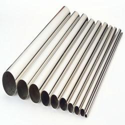 Tubo de acero cuadrado tubo de acero inoxidable 201 304 316 316L TP Acero aleación barra de acero al carbono