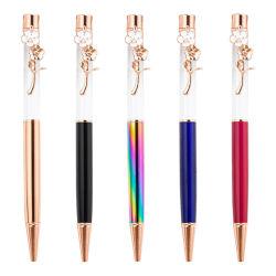 Neue DIY handgemachte Ballpoint-Feder-kreative Blume Pen/112