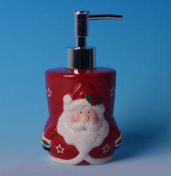 Рождество в ванной комнате керамика