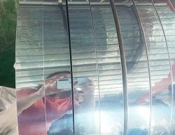 يؤنود ألومنيوم مرآة شريط