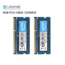 Latumab Laptop-Notizbuch RAM sek-Chip RAM Computerspeicher 8GB DDR3 1333MHz PC3-10600 RAM Speicher DDR3 für Laptop So-DIMM