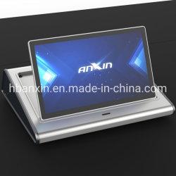 De luxueuze LCD van de Conferentie Monitor motoriseerde Vouwbaar Apparaat