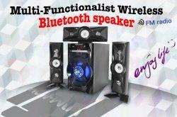 3.1 Каналес домашнего кинотеатра Multi-Functional Wireless Bluetooth динамик