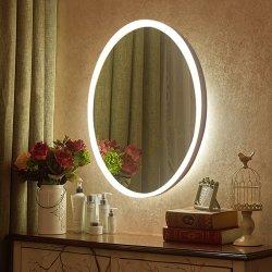 La Chine usine OEM capteur Smart Touch miroir de maquillage voyant la salle de bains meubles pour la décoration d'Hôtel Salon de beauté
