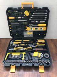 168 Uitrusting van het Hulpmiddel van de Hulpmiddelen van de Hand van de Reeks van het Hulpmiddel van het Huishouden van PCs Kraftpapier de Elektro voor Reparatie Automative