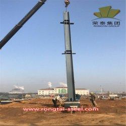مصباح مؤشر موقعة بالطاقة الشمسية بالدفع الرباعي الصين من الفولاذ المغلفن المعادن الجدار Posts