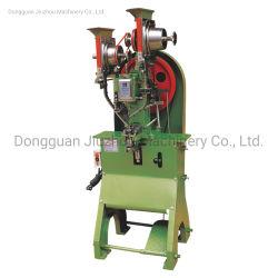 Jz-989n Snap Metal Totalmente Automática Abotoação / Engatar a Máquina