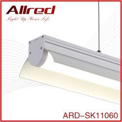 40W Linkable 결합된 천장 펀던트 LED 램프 저녁밥 밝은 LED 선형 빛