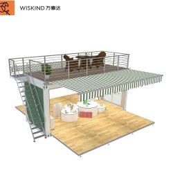 2020 Luxury сегменте панельного домостроения в Дом готов, экономичного портативного живых компактный модульный Ассамблеи сегменте панельного домостроения в съемный контейнер для изоляции для клиника/рабочий лагерь