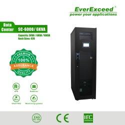 Everexceed 19 Zoll 42u Server Rack 6kVA Smart IT Server Schrank für Rechenzentrum