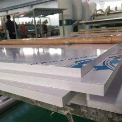 Placa de plástico de PVC EL PVC Hoja de madera contrachapada