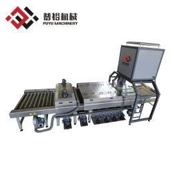 Новая горизонтальная отражательная/Low-E/ИТО плоское стекло мойки оборудования цена (YWD3B3K-2500P) Китая на заводе