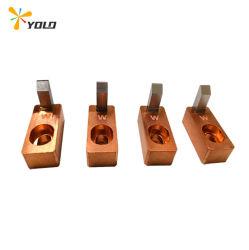 Ndb (nicht defekte Masseverbindung) Elektroden-Wolframkupfer-Widerstand-Schweißens-Elektrode