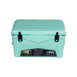 plastica della casella del dispositivo di raffreddamento del ghiaccio dei dispositivi di raffreddamento di 45qt Rotomolded
