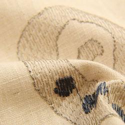2020 Ikat Tissu de coton et lin broderie pour un canapé-tissu, tissu tissu Rideau et de meubles