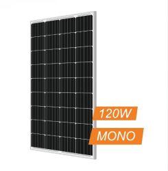 Хорошее качество 110W 120 Вт 12 В 18V моно панелей солнечных батарей цена за полный комплект системы
