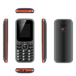 1.77inch dubbele GSM SIM Mobiele Telefoon met Batterij 800mAh van Chinese Fabriek