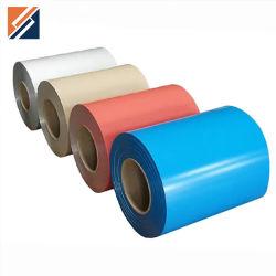 اللون المطلية مسبقا المطلية بالصلب المحفز سعر PPGI SPCC SGCC Dx51d درجة 0.25-1.0مم