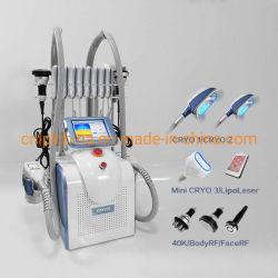 Corpo frio Crioterapia Cryolipolysis Emagrecimento 360 Refrigeração Corpo Técnico de forma a vácuo gordura Cryolipolysis congelação a máquina